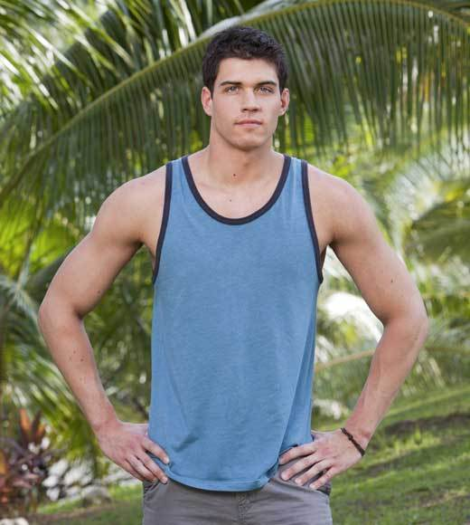 'Survivor: Philippines': Meet the new castaways!: Tribe: Tandang Age: 24 Residence: Holmdel, N.J.  Occupation:Model Claim to fame: Putting his engineering degree on the back burner