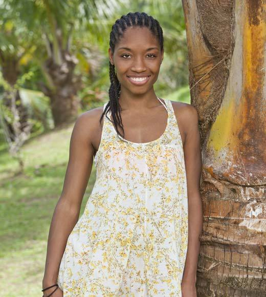 'Survivor: Philippines': Meet the new castaways!: Tribe: Matsing Age: 28 Residence: Brooklyn, N.Y. Occupation:Seminary student, U.S. Army Reserve chaplain in training Claim to fame: I defend the country without a gun -- I defend the country with my faith.