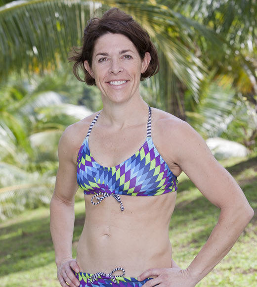 'Survivor: Philippines': Meet the new castaways!: Tribe: Matsing Age: 41 Residence: Cedar Rapids, Iowa Occupation:Sex therapist Claim to fame: Treating a patient with a fog fetish: women in the fog, the fog from the freezer, the fog from car exhaust.