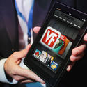 The rival: Kindle Fire