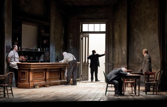 """""""The Iceman Cometh,"""" directed by Robert Falls at the Goodman Theatre."""