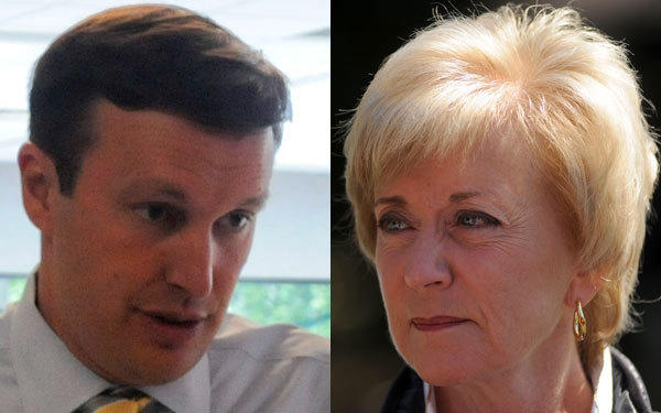 Chris Murphy and Linda McMahon square off for Connecticut's U.S. Senate seat.