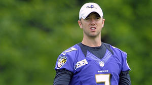 Ravens practice highlights: Cundiff edges Tucker in kicking showdown