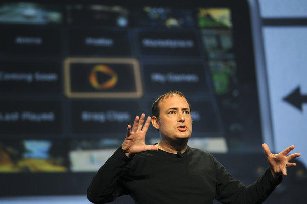 Steve Perlman, founder and CEO of OnLive.