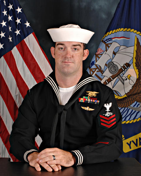 Petty Officer 1st Class Patrick D. Feeks, 28, a Navy SEAL from Edgewater, was one of 11 coalition fighters killed in a helicopter crash Aug. 16 during a firefight with insurgents northeast of Kandahar, Afghanistan.