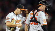 Gonzalez and Orioles lose, but Jones senses the right mood in clubhouse