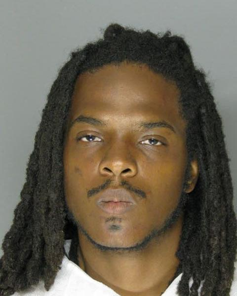 Jonathan David Bailey, 27, was charged with robbery in conjunction with an attempt last week to rob the PNC Bank branch in the Giant Food store in Towson.