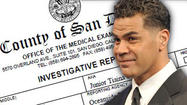 SAN DIEGO -- No illegal drugs or alcohol were found in Junior Seau's system following his suicide in May, according to a toxicology report released Monday.