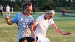 Prep Soccer: Lady Cards fall to West Jessamine