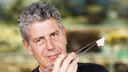 "Anthony Bourdain is returning to the <a href=""http://findlocal.baltimoresun.com/downtown/performing-arts/touring-shows/hippodrome-theatre-at-the-france-merrick-performing-arts-center-baltimore-theater"">Hippodrome</a> on Nov. 17."