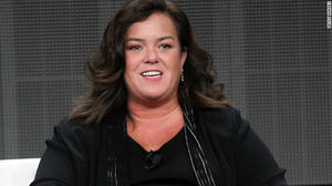 Rosie O'Donnell suffers heart attack