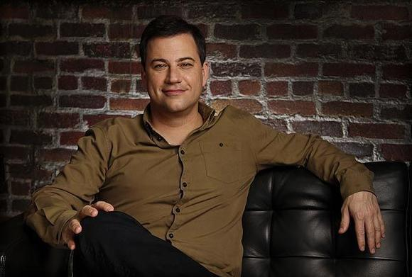 Jimmy Kimmel's show will now air at 11:35 p.m., putting it squarely in the late night ratings fray.