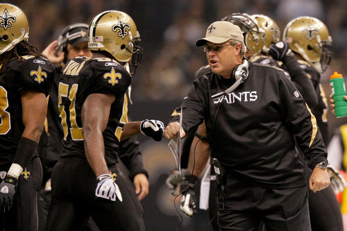 "After arguably the worst off-season in the history of sports, the Saints will open 2012 without their head coach, GM and two of their defensive stars. Following revelations that the Saints had instituted a ""bounty"" system that rewarded players for hits that injured other players, Roger Goodell hit head coach Sean Payton and Pro-Bowl linebacker Jonathan Vilma with year long suspensions. Former defensive coordinator Gregg Williams has been suspended indefinitely and assistant coach Joe Vitt and GM Mickey Loomis will miss large chunks of the 2012 season. Scott Fujita and Anthony Hargrove will also serve suspensions after moving to other teams.   Can the perennial playoff Saints recover from the self-induced tail spin?"
