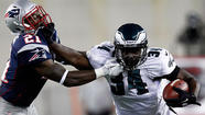 Philadelphia Eagles vs. New England Patriots