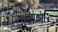 A local firm is helping with getting rid of the debris left from the McKinley Park playground fire – all for free.