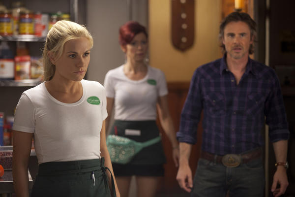'True Blood': The best and worst of Season 5 [Pictures]: Sookie and Sookies thoughts. Without Eric or Bill to fret over, Sookie basically just complains about her life until she decides to look into her parents murder. I mean, at least it got her mind off her fairy powers.