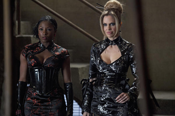 'True Blood': The best and worst of Season 5 [Pictures]: Tara becomes a vampire -- and begins to work at Fangtasia for her maker, Pam. These two need a spinoff, fast.