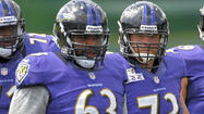 Ravens veteran offensive guard Bobbie Williams' surgically repaired right ankle hasn't been bothering him much this week.