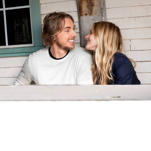 "Kristen Bell and Dax Shepard star in ""Hit & Run."""