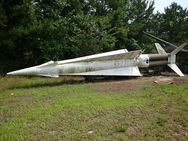 After 33 years a Nike Hercules Missile will once again watch over the River of Grass. However, this time not as a defensive U.S. Army weapon but on display at a new historic site inside Everglades National Park, Nike Missile Site HM-69.