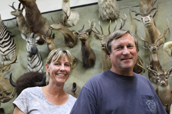 Mary and Gary Robbins spend their days supplying Hollywood with any animal it needs.