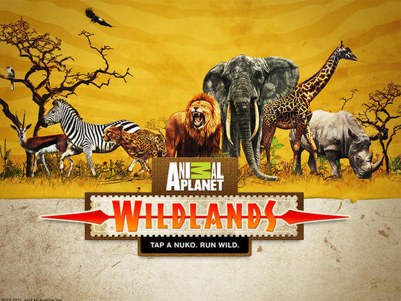 "Nukotoys' ""Animal Planet Wildlands"""