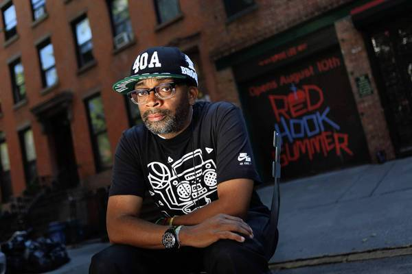 Spike Lee remains one of the more outspoken directors in Hollywood.