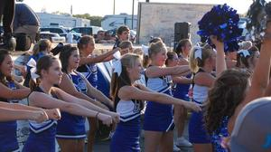 Mel Hambelton Ford throws Tailgate Party for Wichita area high schools
