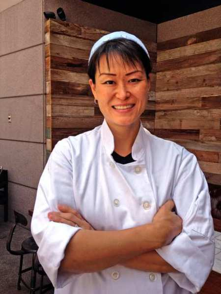 Chef Judy Han of Mendocino Farms and Blue Cow Kitchen and Bar