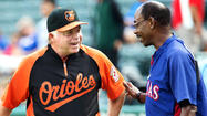 Playing in Texas has become a homecoming for Orioles