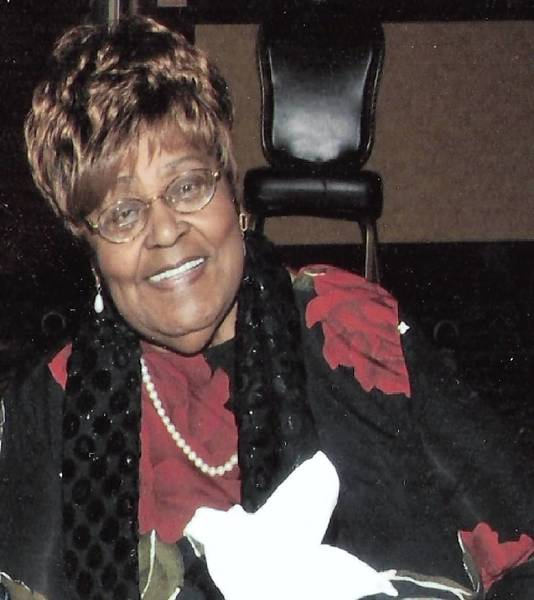 Gladys Beamon Gregory was a Chicago gospel singer who stopped recording in the 1950s, then returned to the studio in the 1980s.
