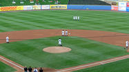 Pictures: IronPigs host Mud Hens