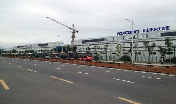 After reports of dangerous working conditions at Foxconns Chinese factories, Apple and its suppliers agreed to allow the Fair Labor Assn. to inspect three Foxconn facilities in February and March. Above, the Foxconn factory in Chengdu, China.