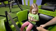 On a Saturday evening last year, 3-year-old Jayson Dansby and his twin brother got into the front car of a small snake-themed roller coaster at Go Bananas, an indoor family entertainment center in Norridge.