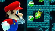 Review: Money is what they want in 'New Super Mario Bros. 2'