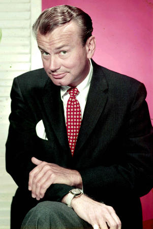 "Paar, who hosted the show from 1957 to 1962, wasn't one to keep his opinions to himself. That was never more true than in 1960, <a href=""http://articles.latimes.com/2004/jan/28/local/me-parr28"">explains</a> Times staffer Dennis McLellan, when the NBC censor cut Paar's humorous story dealing with a British couple who wanted to rent a cottage and the Swedish real estate agent's confusion over the letters W.C. -- the common British abbreviation for a water closet, which the agent assumed to mean wayside chapel.<br> <br> By then, the show was being taped earlier in the evening and the network censor cut the nearly five-minute story without informing Paar.<br> <br> Paar, concerned that the censored joke made viewers think he had committed a ""terrible obscenity,"" stunned his audience -- and announcer Hugh Downs -- the next night by walking off the show.<br> <br> ""I'm leaving 'The Tonight Show,' "" an emotional Paar told his audience. ""There must be a better way of making a living than this.""<br> <br> About four weeks later, after making peace with NBC, Paar was back in front of the cameras and began, ""As I was saying before I was interrupted ..."""