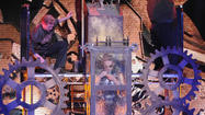 "Baltimore escape artist Spencer Horsman returned to ""America's Got Talent"" last night to try and convince voters he's worth a wildcard spot."