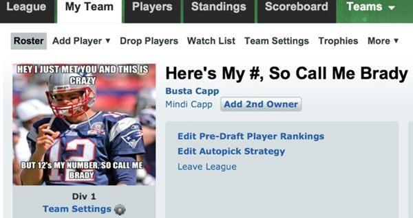 The funniest, punniest fantasy football team names around: @MCapp22