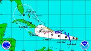 Fla. eyeing Isaac; Joyce on deck in Atlantic