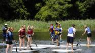 Class of the month: Stand-up paddling