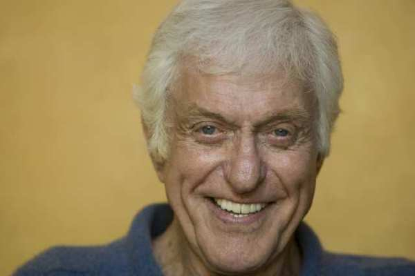 Dick Van Dyke at the Geffen Playhouse.
