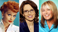 TV's groundbreaking women