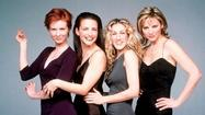 Carrie Bradshaw, Samantha Jones, Charlotte York and Miranda Hobbes, 'Sex and the City'