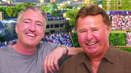 WGN Cubs voices Pat Hughes, Ron Santo are Lou Boudreau are among 41 broadcasters who have made it through to the second round of voting for the the National Baseball Hall of Fame and Museum's 2013 Ford C. Frick Award for excellence in baseball broadcasting. The selection process began with fan voting among broadcasters with ten or more years of consecutive service. The top 40 finishers (plus ties) moved on for a second round of voting by the fans. Along with Pat, Ron and Lou, you'll notice some other familiar names among the 41. This round of voting continues through 4 p.m. CT on October 5.  The top three vote-getters, along with seven other finalists determined by a Hall of Fame committee, will then be placed on the final ballot, to be announced on October 9. The winner, to be determined by a 21-member electorate made up of previous Frick Award winners along with baseball historians and media veterans, will be announced at baseball's Winter Meetings in early December.