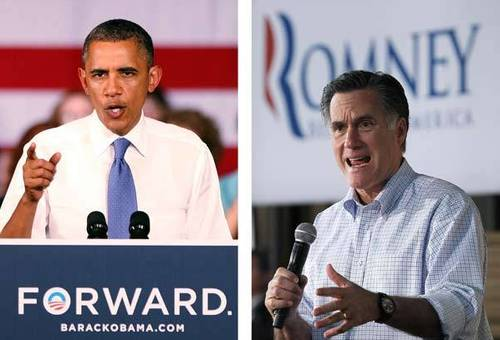 The November 6 elections will decide if Obama or Romney will become the next President of the United States.