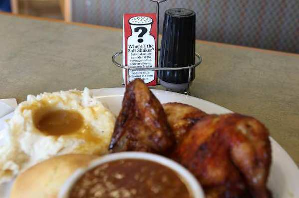 Boston Market takes salt shakers off tables