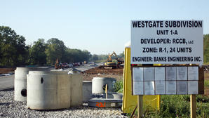Daugherty denies motion to halt Westgate development