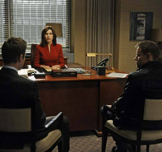 'The Good Wife' Season 4 photos: Episode 1, I Fought the Law