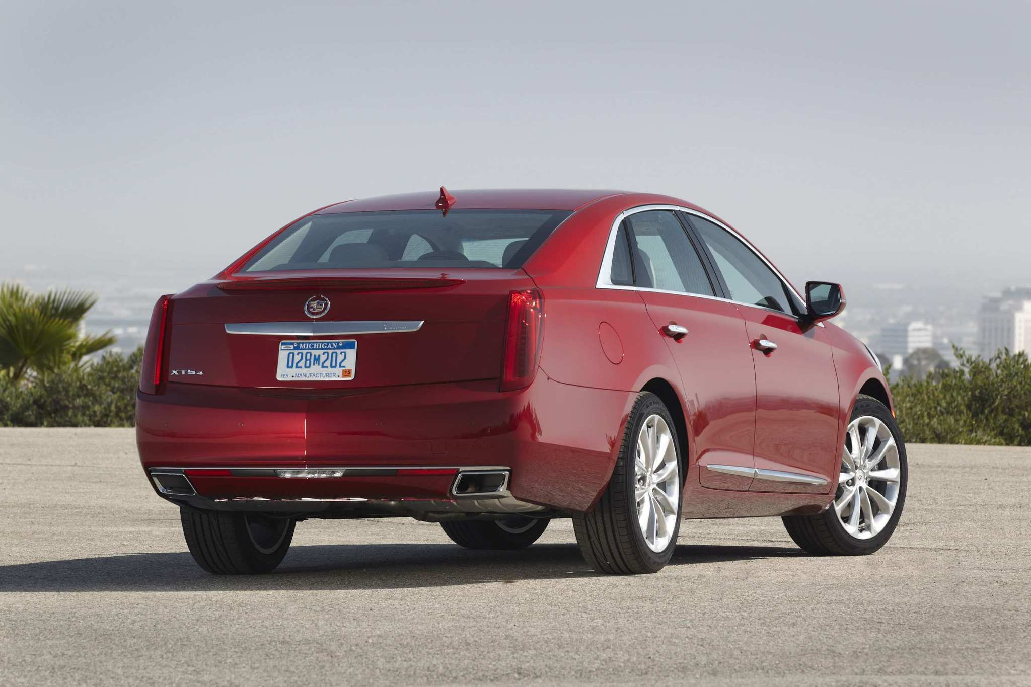 The 2013 Cadillac XTS - Comfort and silence