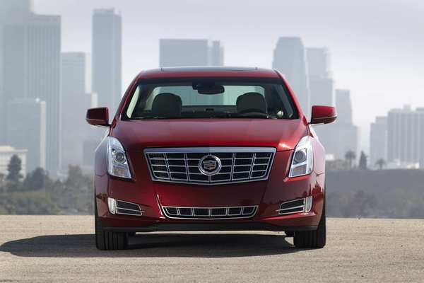 The 2013 Cadillac XTS - 304 horsepower
